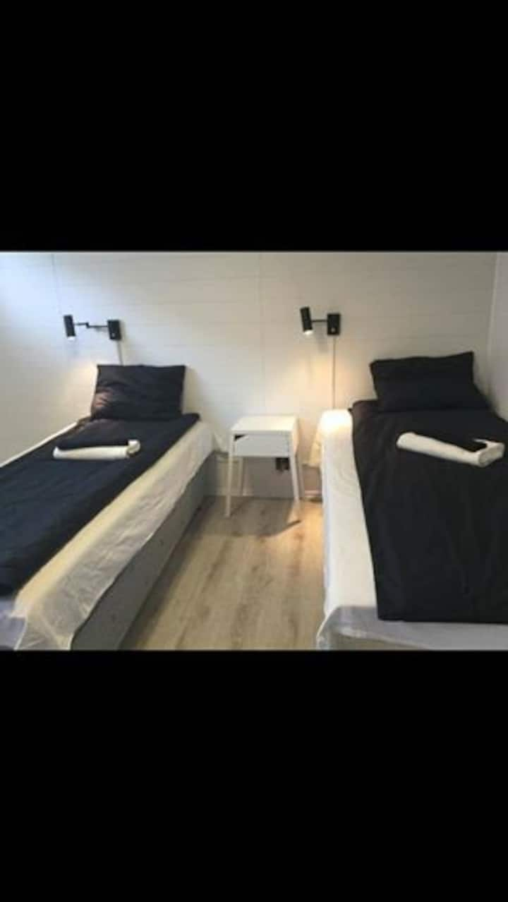Bambus Double Room+WiFi+Centric