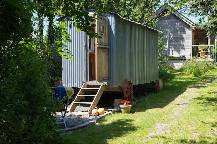 The Shepherds Hut,  Nr Polzeath.