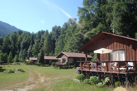 Cabañas Las Bandurrias (Cabaña 1) - Pucón - Hytte