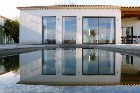 Luxury villa with pool in center of Uzès - ユゼス - 別荘