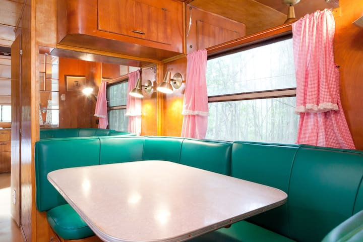 50's Trailer Upstate Catskills Farm - Woodridge - Autocaravana