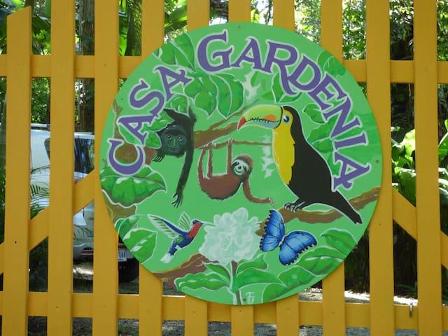 """"""" CASA GARDENIA IN THE CARIBBEAN COAST """""""