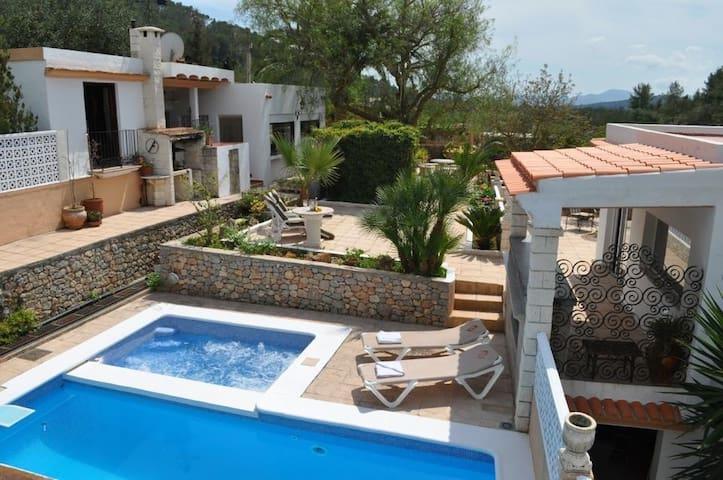 Exclusive Ibiza House VILLA 8+2 - サン·アントニ·デ·ポルトマニ - 別荘