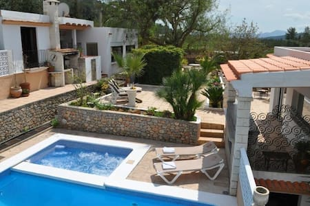 Exclusive Ibiza House VILLA 10pax - Villa