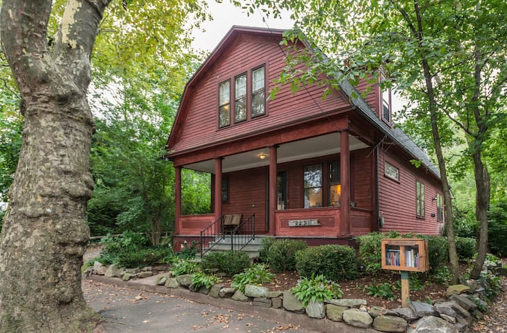 Sweet 1920's House Close to Yale  - New Haven - Huis