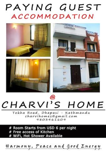 Charvi's Home - Kathmandu - House