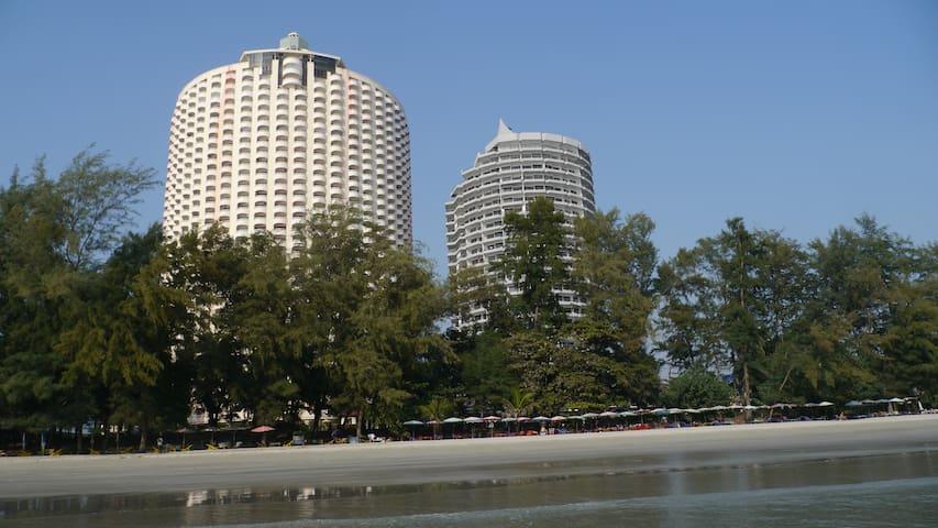 VIP Condochain /Mae Ramphung Beach - Phe - Apartment