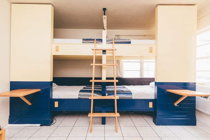 Shared Coed Bunk