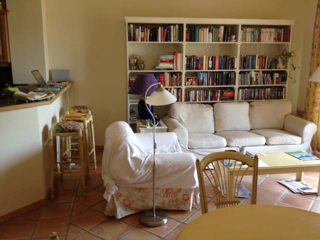 Private apartment at Pont Royal - Mallemort - Apartment