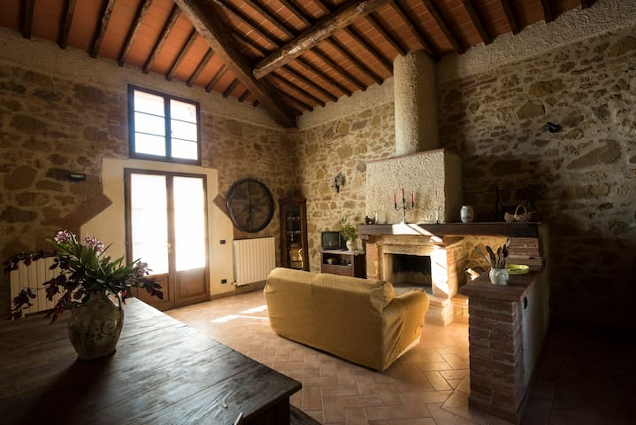 Authentic Tuscan Country House