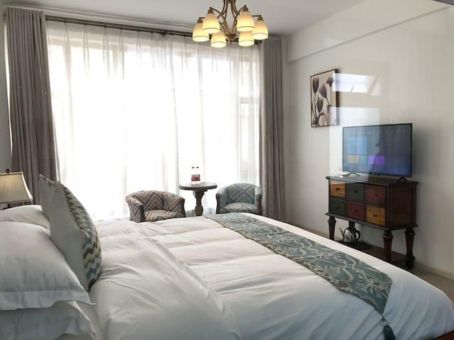 朴宿·巍澜花园客栈(特惠大床房)