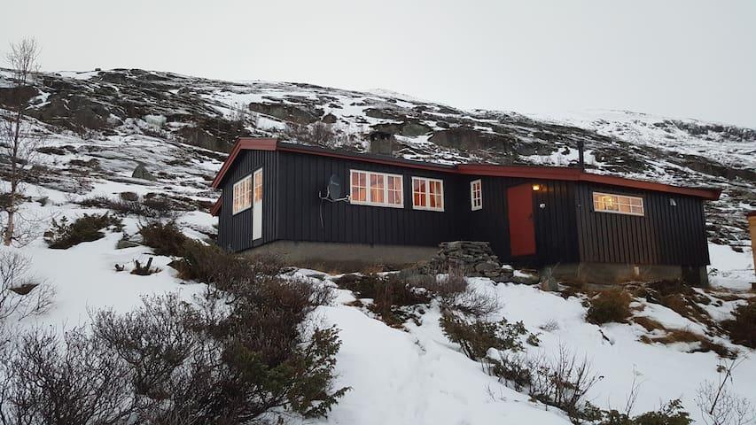 Hytte på Hemsedalsfjellet ved Breistølen - Hemsedal - Cabana