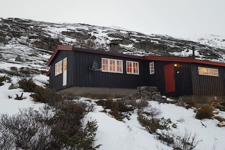 Hytte på Hemsedalsfjellet ved Breistølen - Hemsedal - Kabin