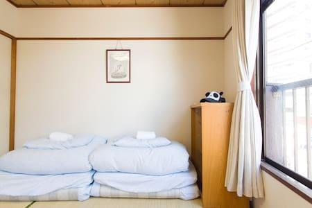 Panda Club #4 Japanese Tatami Room! - Тосима