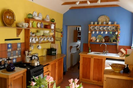 B and B in house in Falmouth Town - Bed & Breakfast