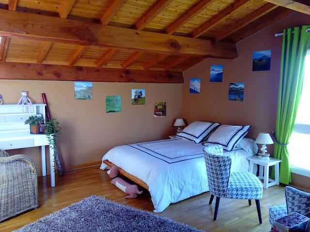 Chambre en Auvergne