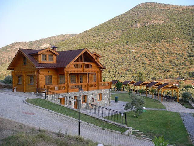 Natureland Efes Pension with Pool @ Ephesus/IZMIR