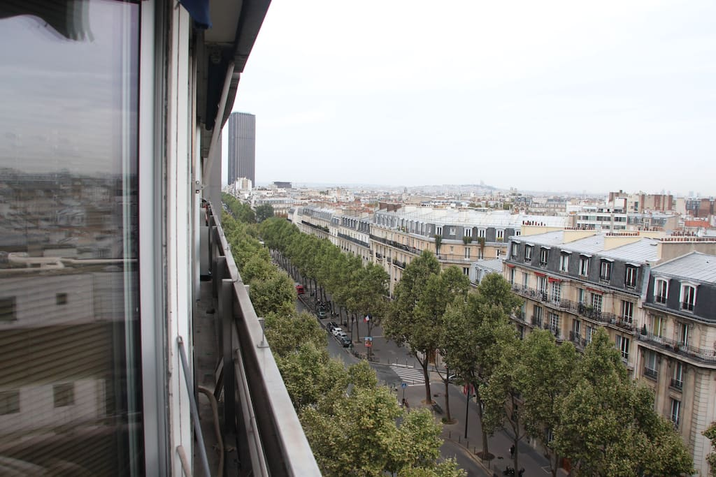Flat with view in montparnasse appartements louer paris paris france - Airbnb paris montparnasse ...