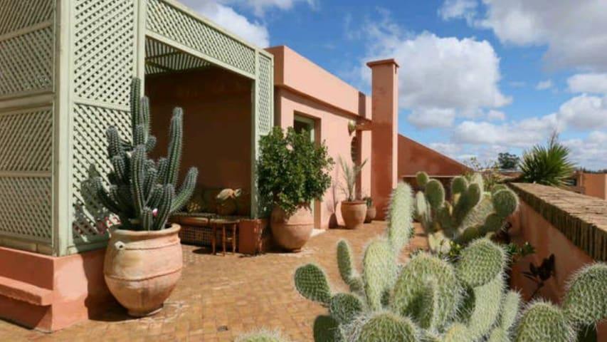 Magnifique Triplex en plein centre ville - Marrakech - Appartement