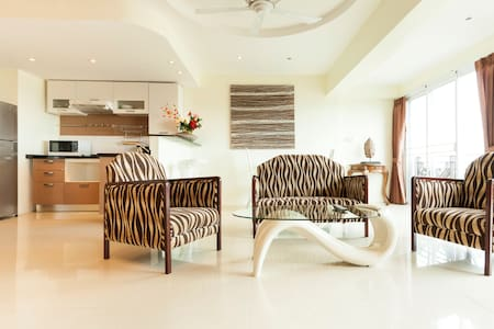 Apartment Galare Thong-DELUXE 1BR 3 - Chiang Mai - Appartement