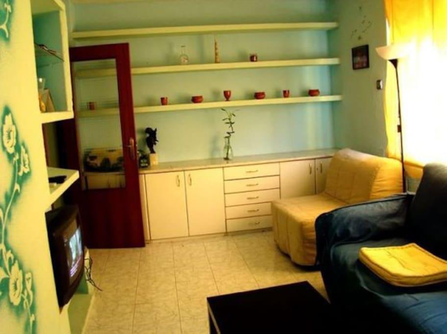 Apartment in university zone. WIFI.