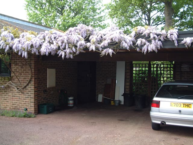 Electric-carpoint-bungalow-near C - Bognor Regis - Bed & Breakfast