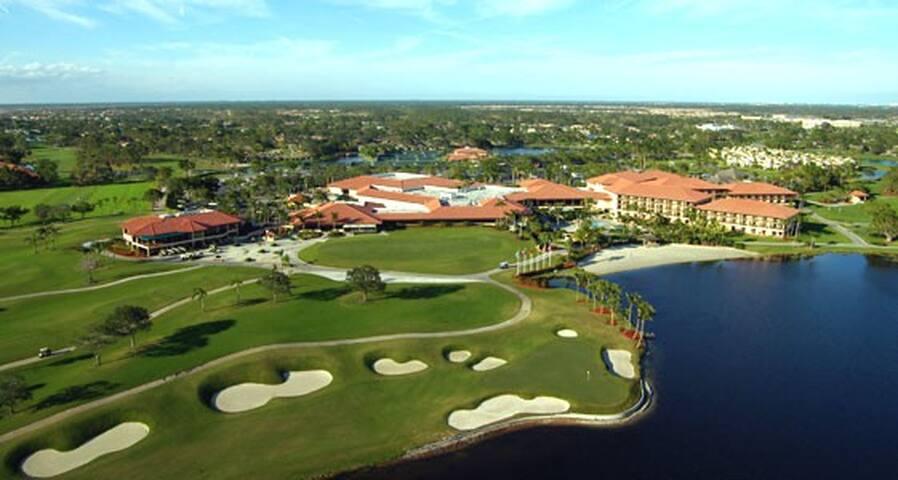 PGA National 5 Room lockout N&P - Palm Beach Gardens - Lejlighed