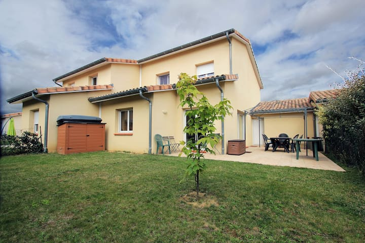 location chambre proche Toulouse - Saint-Jory - House