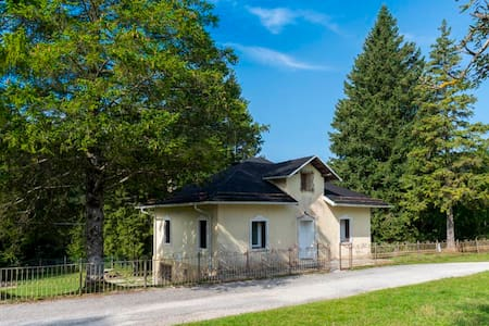 Casa Rossa in Trentino a 200mt dalle piste da scii
