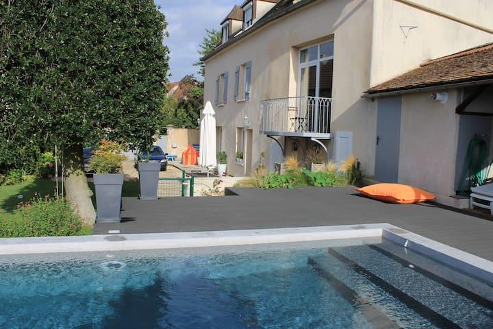 Maison - 30mn Paris & Disneyland - Montgé-en-Goële