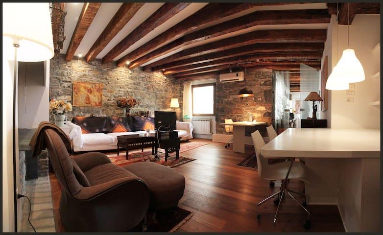 Raffinato appartamento in centro - Trieste - Leilighet