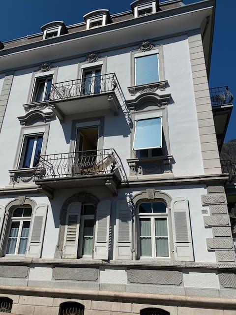 Villa Salve Interlaken, Apartment Nele