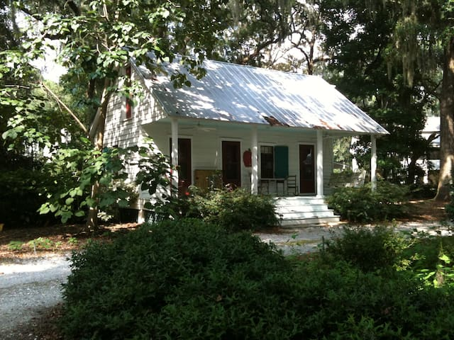 Bluffton's Historic  Guest House - Bluffton - Cabana