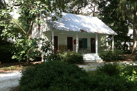 Bluffton's Historic  Guest House - Bluffton - Kabin