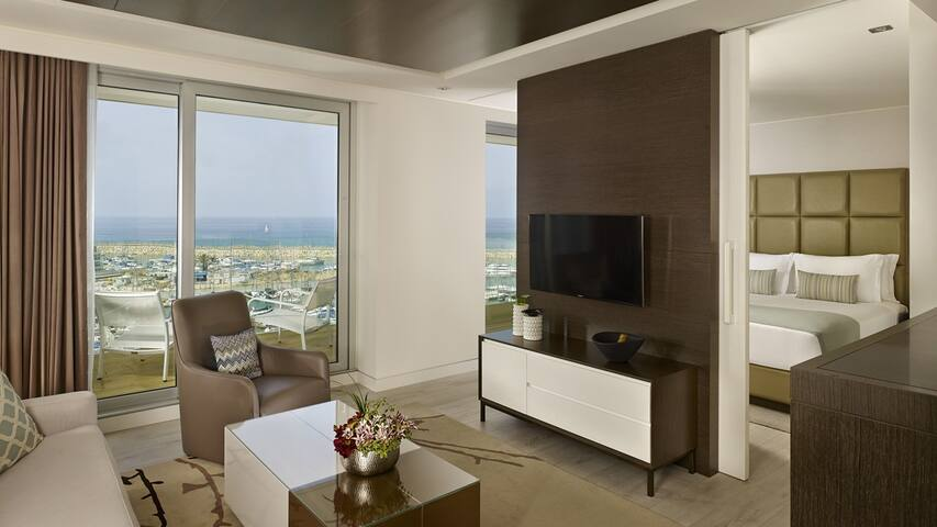 Superior Suite, 1 Bedroom - Herzliya - Byt