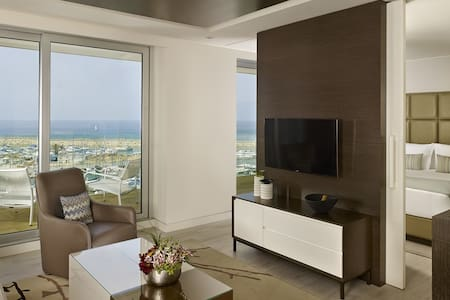 Superior Suite, 1 Bedroom - Herzliya - Apartmen