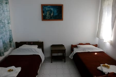 Comfortable appartment in the centre of Hersonisso - Limenas Chersonisou - Aparthotel