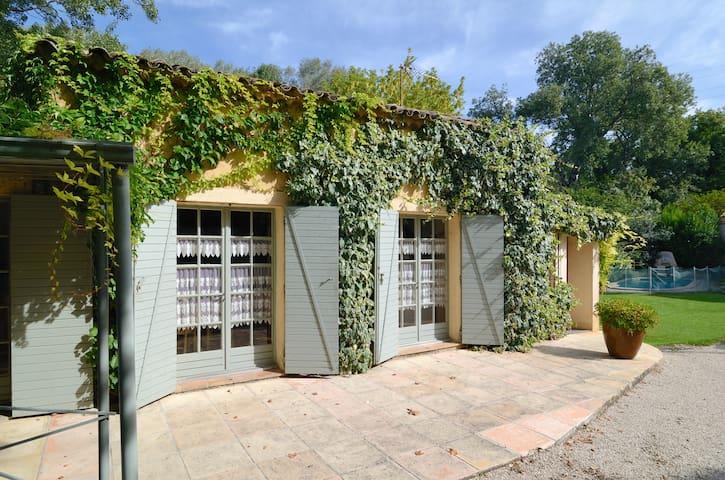 Maison de caractère à 3 kms d'Aix - Meyreuil - Maison