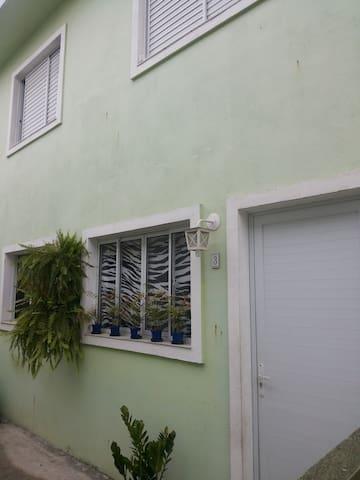 Quarto em sobrado de condominio - São Paulo - House