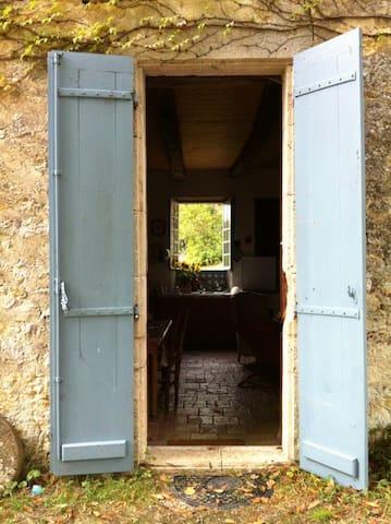 Belle maison en pierre  - Saint-Maurin - Huis