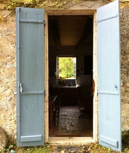 Belle maison en pierre  - Saint-Maurin - Casa