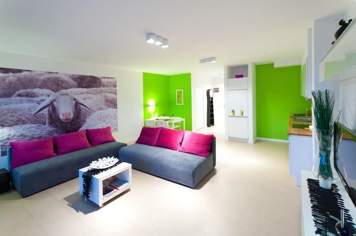 Apartament typu studio - 4-osoby - Wisła - Huoneisto
