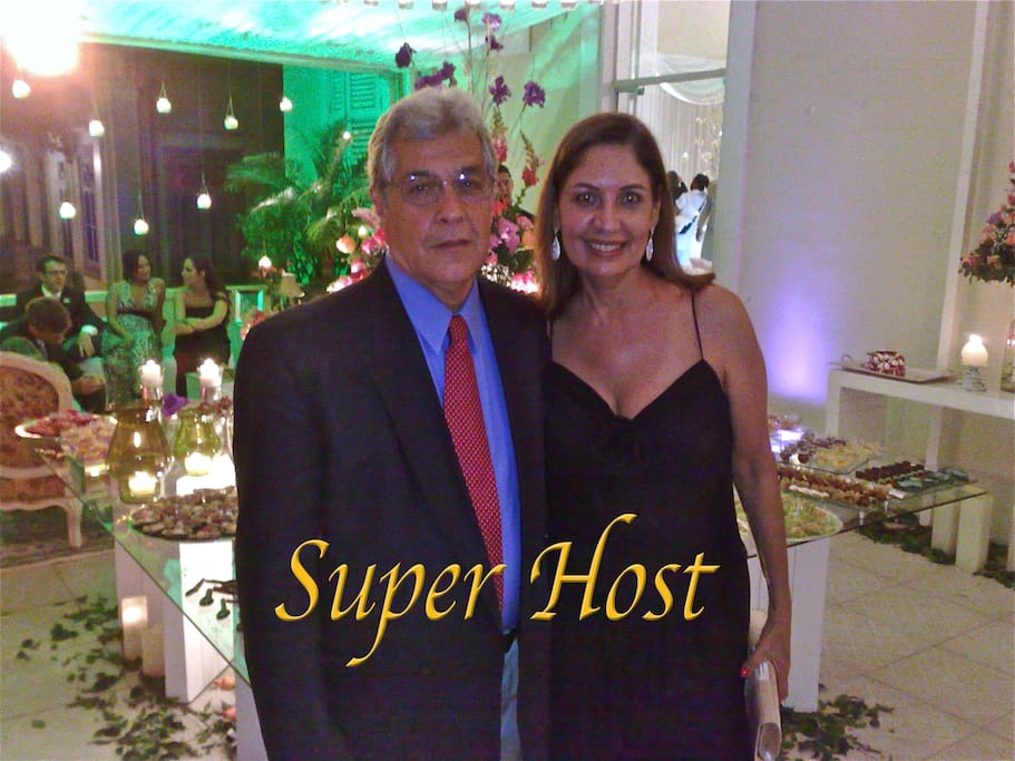We are pround super host with golden 5 star in all aspects.