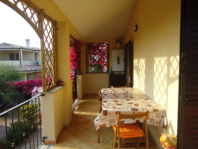 Sunny 2 rooms apartment for a pleasant holiday! - Lotzorai