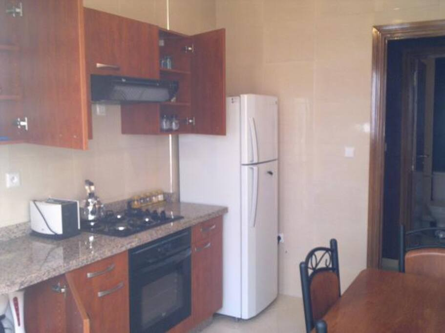 Luxury air-conditioned apartment