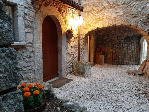 La casa di pietra