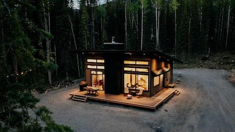 Coal Cabin Nordegg