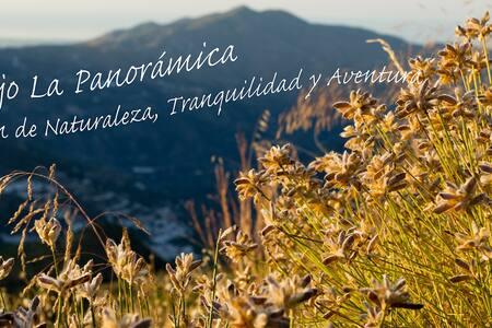 Casa de campo La PanoramiKa - Otívar