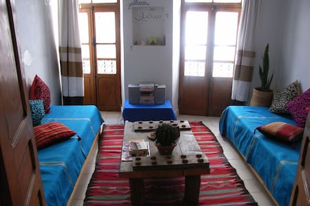 Quirky apartment with sea views!! - Essaouira - Appartement