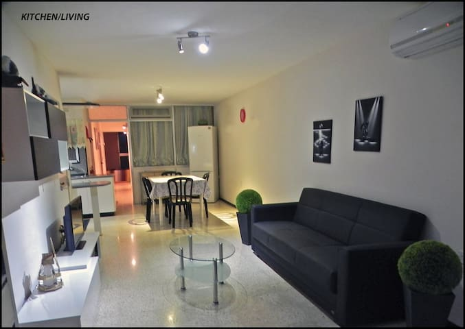3. Ground Floor 2 Bed Apartment close to center! - Marsascala - Apartment